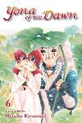 Cover-Bild zu Kusanagi, Mizuho: Yona of the Dawn, Vol. 6