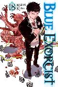 Cover-Bild zu Kazue Kato: Blue Exorcist, Vol. 18