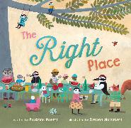 Cover-Bild zu The Right Place von Masini, Beatrice