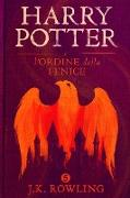 Cover-Bild zu Harry Potter e l'Ordine della Fenice (eBook) von Rowling, J. K.