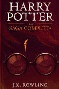 Cover-Bild zu Harry Potter: La Saga Completa (1-7) (eBook) von Rowling, J. K.