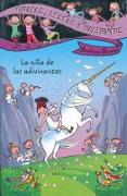 Cover-Bild zu La Nina de las Adivinanzas = The Girl of Riddles von Masini, Beatrice