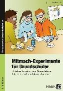 Cover-Bild zu Mitmach-Experimente für Grundschüler von Vonholdt, Daniel