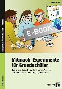 Cover-Bild zu Mitmach-Experimente für Grundschüler (eBook) von Vonholdt, Daniel