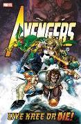 Cover-Bild zu Harras, Bob: Avengers: Live Kree or Die
