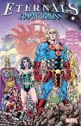 Cover-Bild zu Kirby, Jack: Eternals: Cosmic Origins