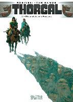 Cover-Bild zu Hamme, Jean van: Thorgal 19. Die unsichtbare Festung