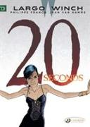 Cover-Bild zu Van Hamme, Jean: Largo Winch. 20 Seconds