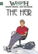 Cover-Bild zu Hamme, Jean van: Largo Winch 1 - The Heir