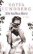 Cover-Bild zu Ein halbes Herz von Lundberg, Sofia