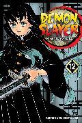 Cover-Bild zu Koyoharu Gotouge: Demon Slayer: Kimetsu no Yaiba, Vol. 12