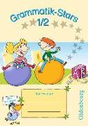 Cover-Bild zu Grammatik-Stars 1./2. Schuljahr. Übungsheft mit Lösungen von Duscher, Sandra