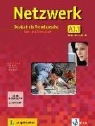 Cover-Bild zu Netzwerk A1. Kurs- und Arbeitsbuch Teil 1 von Dengler, Stefanie