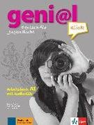 Cover-Bild zu geni@l Klick A1. Arbeitsbuch mit Audio-CDs von Fröhlich, Birgitta