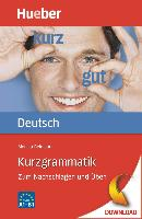 Cover-Bild zu Kurzgrammatik Deutsch (eBook) von Reimann, Monika