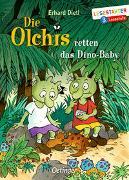 Cover-Bild zu Dietl, Erhard: Die Olchis retten das Dino-Baby