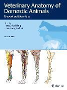 Cover-Bild zu Veterinary Anatomy of Domestic Animals (eBook) von König, Horst Erich (Hrsg.)