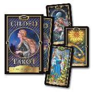 Cover-Bild zu The Gilded Tarot von Marchetti, Ciro