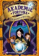Cover-Bild zu Akademie Fortuna - Wenn Wahrsagen so einfach wäre von Kempen, Sarah M.