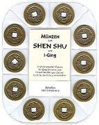 Cover-Bild zu Shen Shu Orakelmünzen
