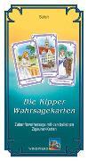 Cover-Bild zu Kipperkarten von Salish (Vorb.)