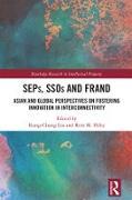 Cover-Bild zu SEPs, SSOs and FRAND (eBook) von Liu, Kung-Chung (Hrsg.)