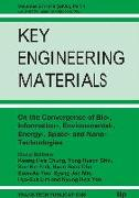 Cover-Bild zu On the Convergence of Bio-, Information-, Enrivonmental-, Energy-, Space- and Nano-Technolgies (eBook) von Chung, Kwang Hwa (Hrsg.)