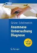 Cover-Bild zu Anamnese - Untersuchung - Diagnostik von Grüne, Stefan (Hrsg.)