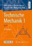 Cover-Bild zu Technische Mechanik 1 (eBook) von Gross, Dietmar