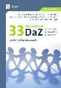 Cover-Bild zu 33 Methoden DaZ in der Sekundarstufe von Roche, Jörg (Hrsg.)