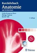 Cover-Bild zu Kurzlehrbuch Anatomie von Bommas-Ebert, Ulrike