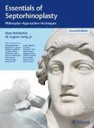 Cover-Bild zu Essentials of Septorhinoplasty von Behrbohm, Hans