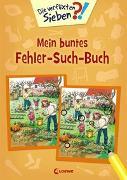 Cover-Bild zu Die verflixten Sieben - Mein buntes Fehler-Such-Buch von Loewe Lernen und Rätseln (Hrsg.)