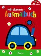 Cover-Bild zu Mein allererstes Ausmalbuch (Auto) von Loewe Kreativ (Hrsg.)