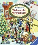 Cover-Bild zu Mein liebstes Weihnachts-Wimmelbuch von ZORA