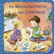 Cover-Bild zu Ein Wunschzettel für das Christkind von Lipan, Sabine