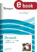 Cover-Bild zu Alternative Schreibformen - Texte erschließen (eBook) von Gerhardt, Jutta