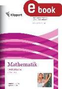 Cover-Bild zu Multiplikation - Division (eBook) von Müller, Ann-Kathrin
