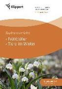 Cover-Bild zu Frühblüher - Tiere im Winter von Zerbe, Renate Maria