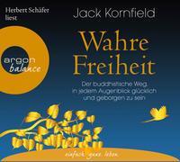 Cover-Bild zu Kornfield, Jack: Wahre Freiheit