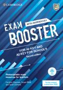 Cover-Bild zu Exam Booster for Key and Key for Schools with Answer Key with Audio for the Revised 2020 Exams von Chapman, Caroline
