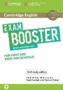 Cover-Bild zu Cambridge English Booster with Answer Key for First and First for Schools - Self-study Edition