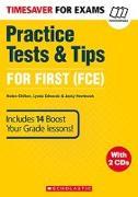 Cover-Bild zu Practice Tests & Tips for First von Edwards, Lynda
