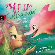 Cover-Bild zu Lindström, Erik Ole: Meja Meergrün rettet den kleinen Delfin (Audio Download)
