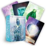 Cover-Bild zu The Crystal Spirits Oracle von Baron-Reid, Colette