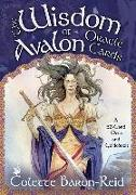 Cover-Bild zu Wisdom Of Avalon Oracle Cards von Baron-Reid, Colette