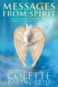 Cover-Bild zu Messages from Spirit (eBook) von Baron-Reid, Colette
