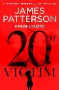 Cover-Bild zu Patterson, James: 20th Victim