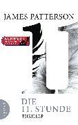 Cover-Bild zu Patterson, James: Die 11. Stunde (eBook)