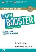 Cover-Bild zu Cambridge English Booster with Answer Key for Key and Key for Schools - Self-study Edition